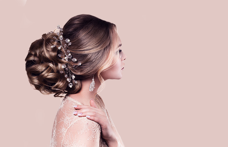 Bridal | Couture Hair & Bridal Hairpieces