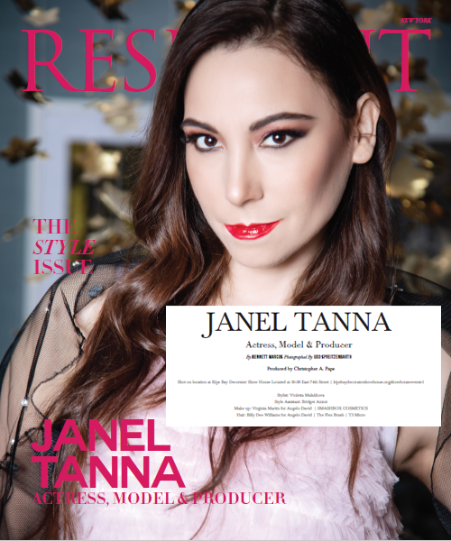 Resident Cover - Janel Tanna Angelo David