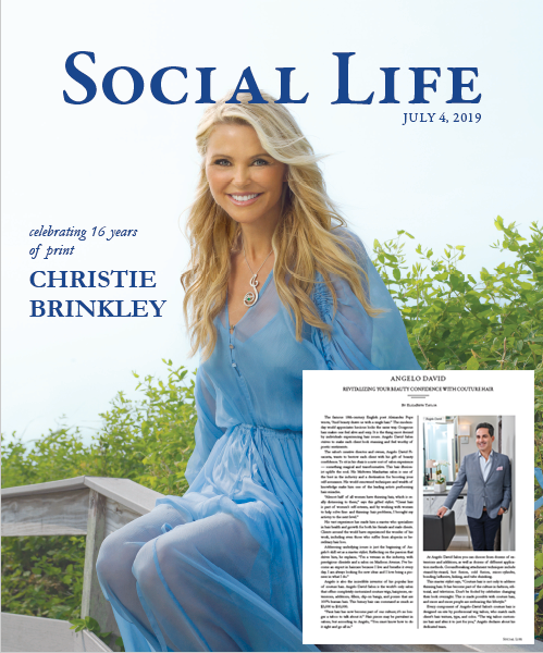 Social Life - July 4 2019 Cover